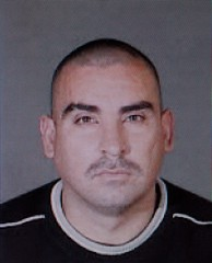 Booking Photo of Arson Suspect Rigoberto Diaz