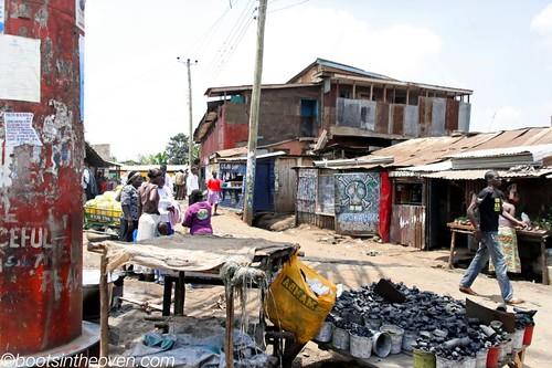 Kibera Street Scene