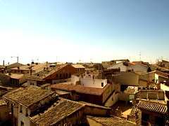 Olite (Fanfan Latulipe) Tags: espaa village olite warmplace