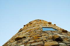 Watchtower (chrishayworth) Tags: park red arizona river colorado rocks view desert grand canyon national watchtower