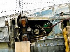 Mikoyan-Gurevich MiG15 (StefoF) Tags: italy milan italia fighter milano aviation military restoration museo wreck warbird aviazione gurevich mikoyan caccia malpensa restauro mig15 militare mikoyangurevich volandia