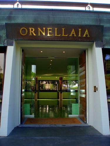 2011-10 Toskana-Reise der Deutschen Wein- und Sommelierschule 336 - Ornellaia