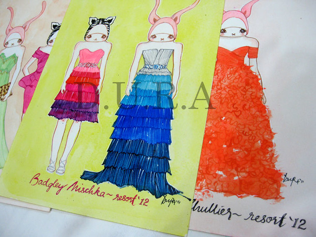Fashion-na-nimal Darlings