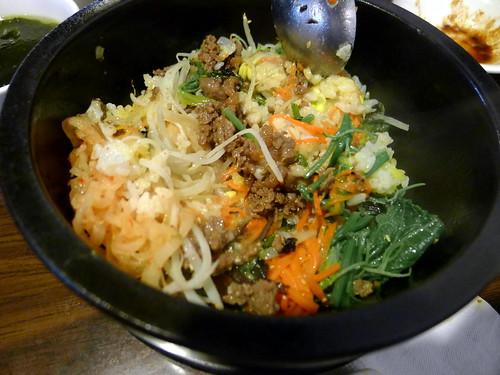 永和阿里郎-石鍋拌飯