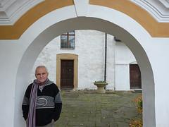 Páter František Lízna: Příští pouť do Uppsaly za sv. Brigitou