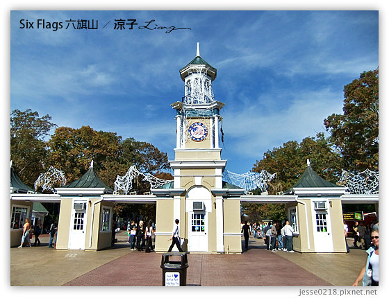 Six Flags 六旗山 6