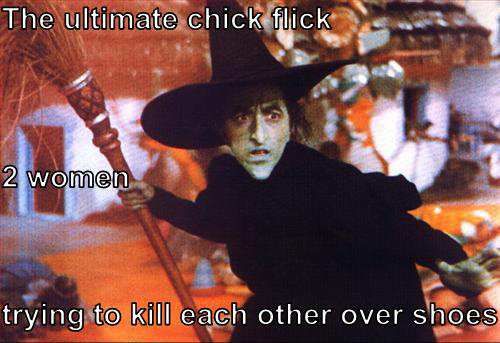 The Wizard of Oz: The Ultimate Chick Flick