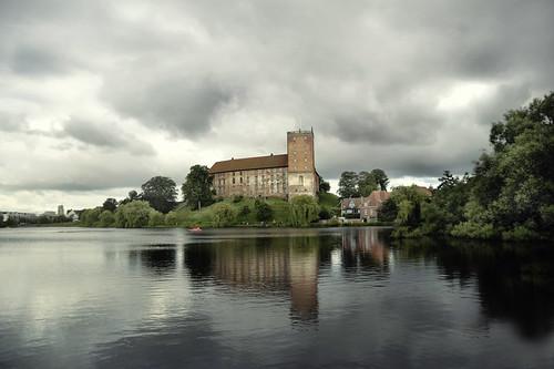 Castillo en Kolding (Dinamarca) by oo Felix oo