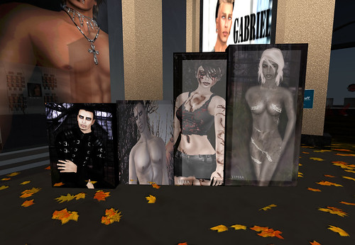 Halloween free skins - LaVie by Cherokeeh Asteria