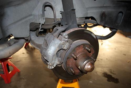 Camaro Brake Upgrade