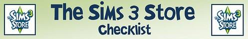 Store Checklist