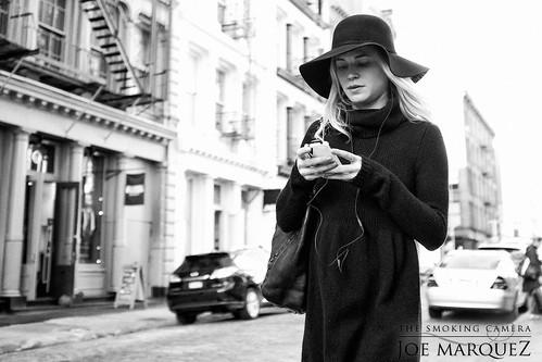 New york street photography fuji x100