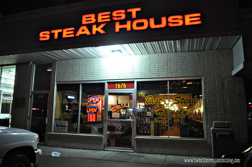 Best Steak House ~ St paul, MN