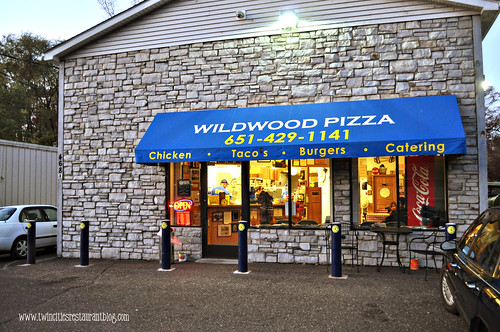 Wildwood Pizza ~ Willernie, MN