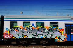 _ mAdE u LoOk _ (Phiesta's way) Tags: rome train 2011 phiesta