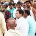 Rahul Gandhi in village chaupal, Sant Ravidas Nagar