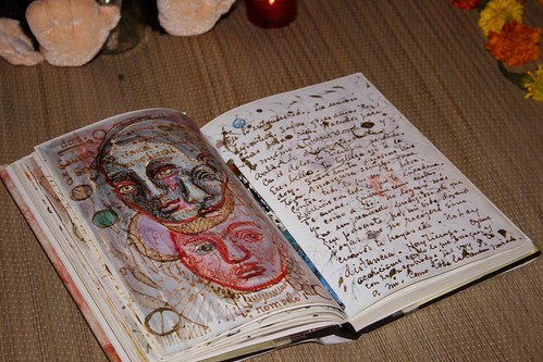 Day of the Dead_frida journal