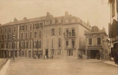 BAGNERES HOTEL PARIS DUCO
