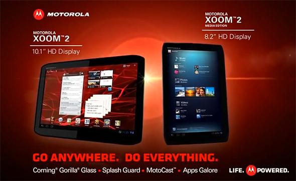 Motorola XOOM 2 & XOOM 2 Media Edition What's Your Ideal ...