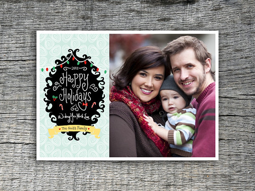 Happy Holidays-Wishing You Much Love Card_Blue_layout