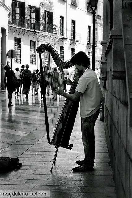 Por las calles de Málaga