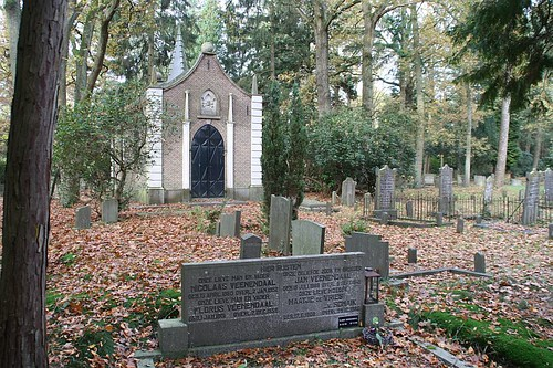 Old cemetery Doorn