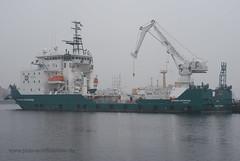 Bourbon Enterprise (jade-schiffsbilder.de) Tags: ship offshore vessel schiff wilhelmshaven versorger multipurposesupplyvessel bourbonenterprise