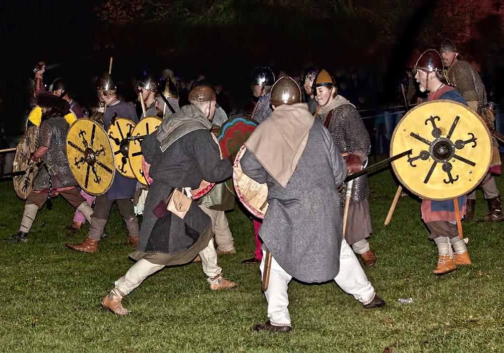 Vikings Clash