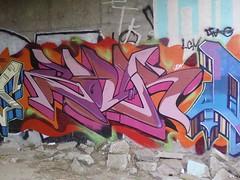(Pastor Jim Jones) Tags: graffiti sour 831