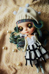 A-Dong's Custom Blythe doll No.57 *Miss Chrismas Tree* OOAK