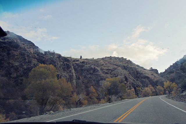 Salt Lake City canyon 1