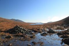 Looking south along Loch Tanna (shotlandka) Tags: nature water canon landscape scotland scenery glen hills loch arran isleofarran catacol lochtanna canoneos500d шотландия mygearandme арран катакол ringexcellence artistoftheyearlevel2