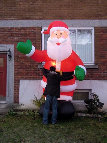 Le Père Noël est déjà là !