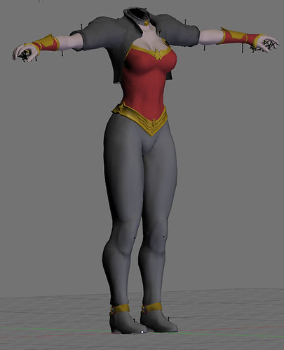 New Wonder Woman 01