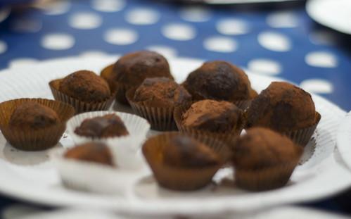 Truffle Making