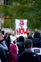 OCCUPY WALL STREET • the end is now • 11/5/11