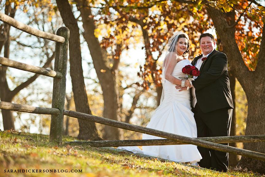 Hawthorne House Parkville Missouri wedding