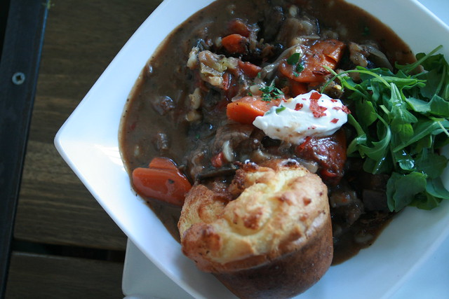pork & cider stew