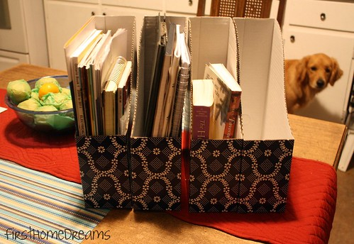 Ikea Magazine Holders