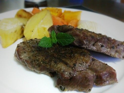 Roasted Lamb & Veggies by mjd-s