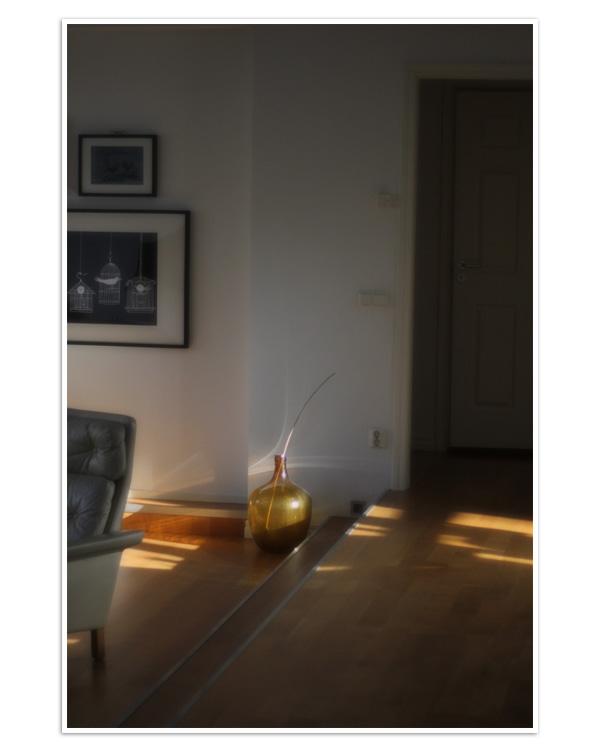 Ljus i flaskan