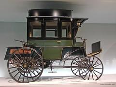 Mercedes-Benz Museum - Benz Omnibus 1895
