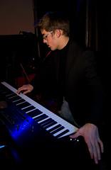Rising Horizons - Live @ Bocciodromo di Vicenza (Filippo Tommaso Catelan) Tags: rising nikon tommaso concerto matteo filippo vicenza riccardo daniele horizons graziani nicolin bocciodromo catelan tarabini d7000