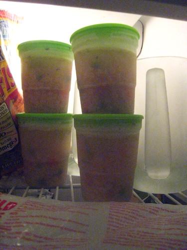 Homemade Soup Frozen