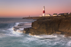 Portland Bill (peterspencer49) Tags: seascape southwest sunrise portland dorset oceanview seaview westcountry portlandbill southwestcoast jurassiccoast dorsetcoast portlandlighthouse southwestcoastalpath seascene eos1dsmarklll peterspencer stunningseascape