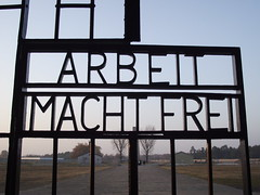 Sachsenhausen Concentration Camp, Oranienburg, Berlin (Das Eiserne Kreuz) Tags: berlin germany deutschland thirdreich nazi hitler swastika adolfhitler wwii ss ww2 adolf waffenss 1939 reich worldwar2 concentrationcamp deutschen sachsenhausen worldwartwo hakenkreuz naziparty nsdap