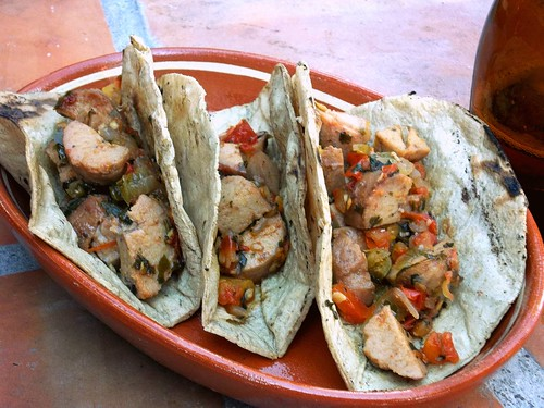 Tacos de Criadillas
