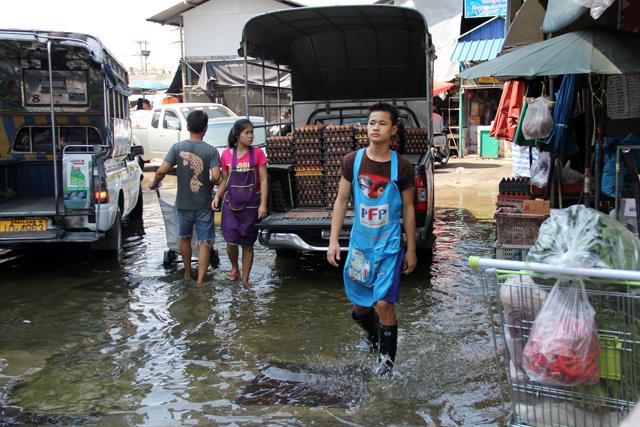 The Market I Shopt At in Bangkok