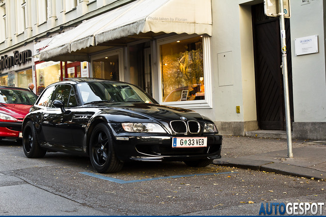 S50  BMW M Coupe | Cosmos Black | Black