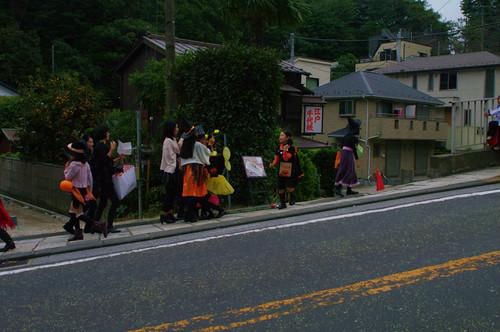 Yokohama Yamate Halloween Walk 2011-15 IMGP8242